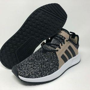 Adidas Originals X_PLR Khaki/Black/White Men's Siz